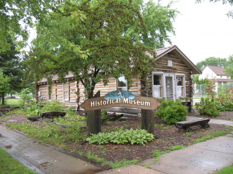 Historical Center Log Museum